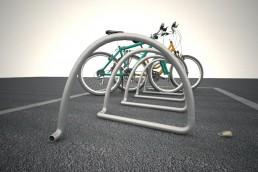 Velorama: Bicycle Rack Product Design