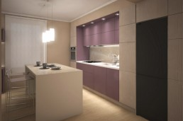 Dobrich Interior Project: Kitchen