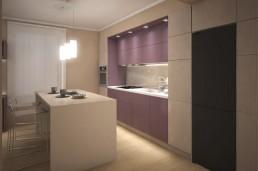 Dobrich Interior Project: Kitchen
