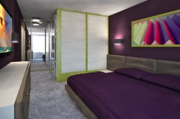 Dobrich Interior Project: Bedroom