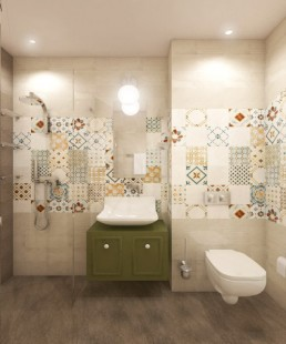 Dobrich Interior Project: Bathroom