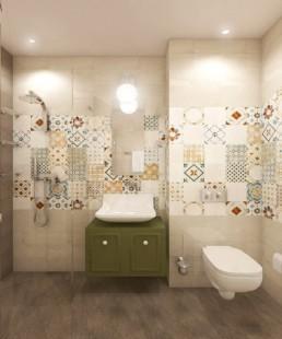 Dobrich Interior Project: Bathroom