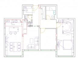 Dobrich Interior Project: Distribution Plan