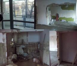 Demolition state
