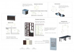 Furniture specifications