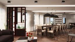 Ground floor - Living/Dining