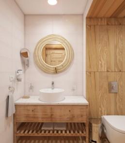 Wooden House, Studio 2