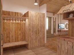 Hemp House, Studio 1