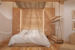 Hemp House, Studio 1