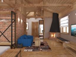 Brick House, Studio 1