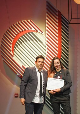 Special award from the Bulgarian Tiles and Sanitary Retail Chain Djia