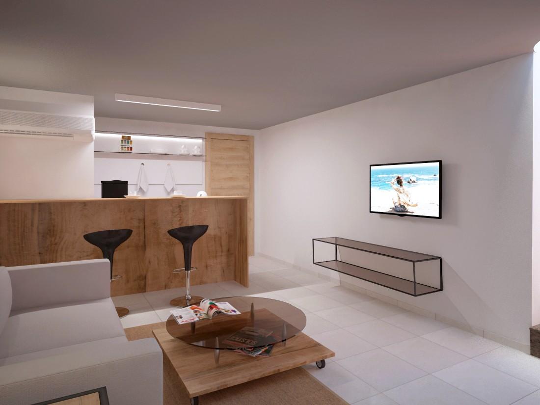 8th Sense Beauty Salon Interior Design Project Burgas