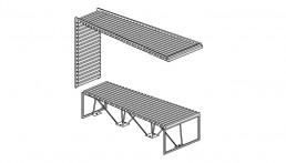 Designer's Office Interior Project: The Desk