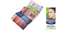 Five Fold Brochure Design