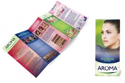 Five Fold Brochure Design