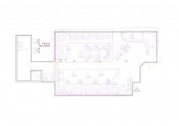 Night Club Interior Project: Distribution Plan