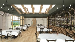 Winery: Restaurant