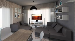 Trakata Interior and Exterior Project: The Sofa