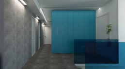Trakata Interior and Exterior Project: The Corridor