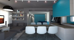 Trakata Interior and Exterior Project: Dining Table