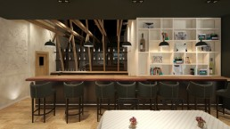 Winery: Bar