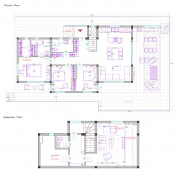 Trakata Interior and Exterior Project: Distribution Plan