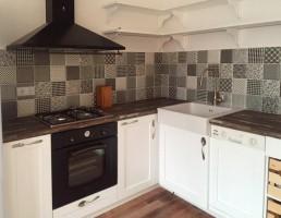 Vintage Kitchen; Furnishing Company: Filmar 74
