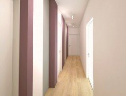 Apartment in Varna Interior Project: Entering The Home