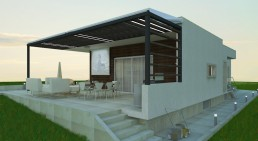 Trakata Interior and Exterior Project: Terrace
