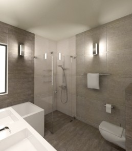Trakata Interior and Exterior Project: The Bathroom
