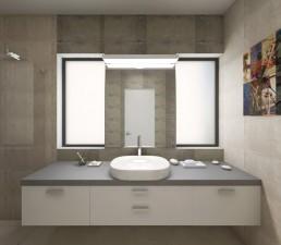 Trakata Interior and Exterior Project: Children's Bathroom