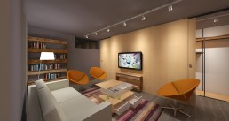 Trakata Interior and Exterior Project: Storage & Fun Zone 2in1