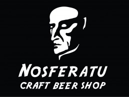 Nosferatu Craft Beer Shop_ Logo Design