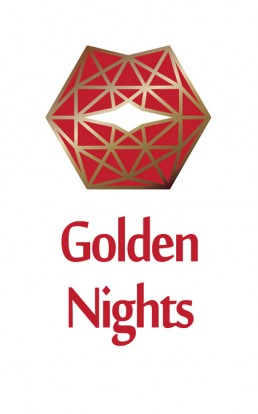 Golden Nighs – Logo for a Night Bar