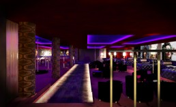 Night Club Interior Project:The Main Hall