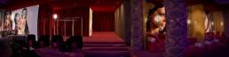 Night Club Interior Project: Panorama 1