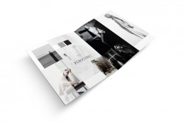 Provocative Portfolio Book Design