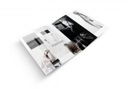 Provocative Portfolio Book Design