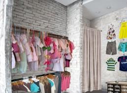 Childrens' Shoes Shop Design: Clothes