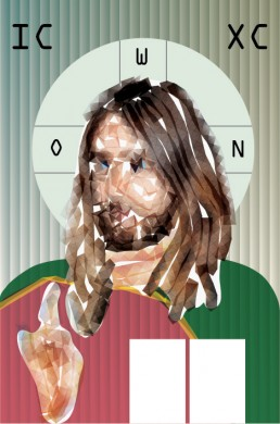 Jesus Christ, Interpretation of The Orthodox Icons