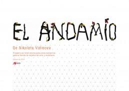 El Andamio: Presentation Page