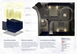 La Fábrica Textil: Material Applied