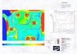 La Fábrica Textil: Illumination Study