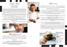 High Cuisine Restaurant Project: The Chef