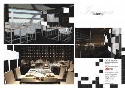 High Cuisine Restaurant Project: Images