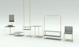 La Fábrica Textil: Furniture Design