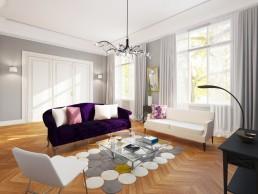 Regent's Apartment, Aristocratic Sofia Center